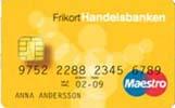 bankkort maestro