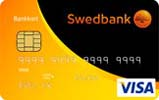 swedbank nytt bankkort